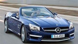 Mercedes Benz SL65 AMG 2013 Videos
