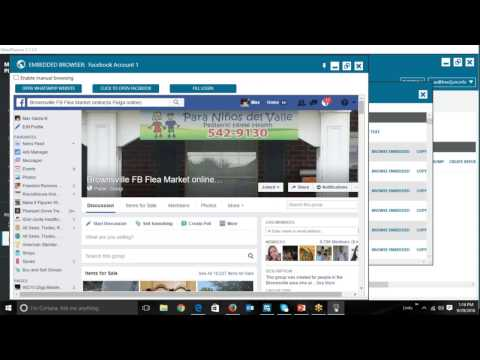 Mass Planner Facebook Auto Poster Training, Build Any Online Business 2017
