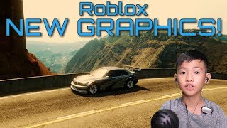 This is cool! Roblox New Graphics!