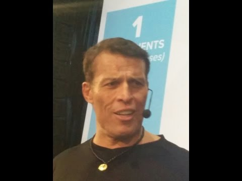 Tony Robbins UPW 2018 Singapore - Unleash The Power Within - Singapore Expo