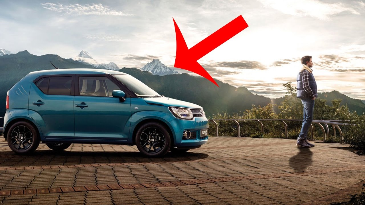 Watch Now2017 Suzuki Ignis Best Review Evers