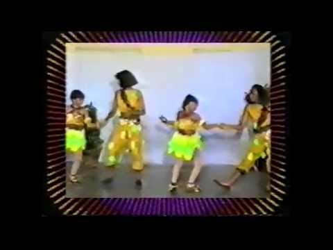 Lambada Dance By Littlies In Bombay India 1991