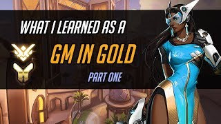 Gambar cover What I Learned As a GM in GOLD! Pt. One: What Each Role is Doing Wrong
