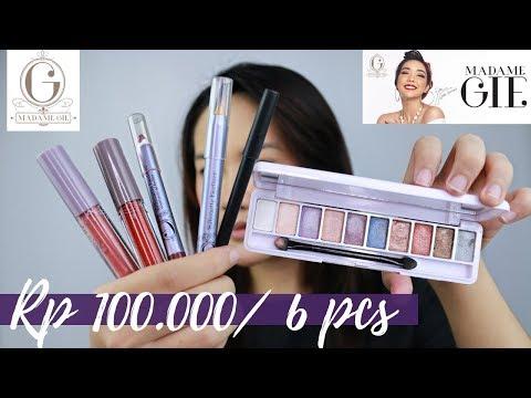 makeup-murah-gisel-&-gempi-100.000-dapat-6- -review-jujur-madame-gie
