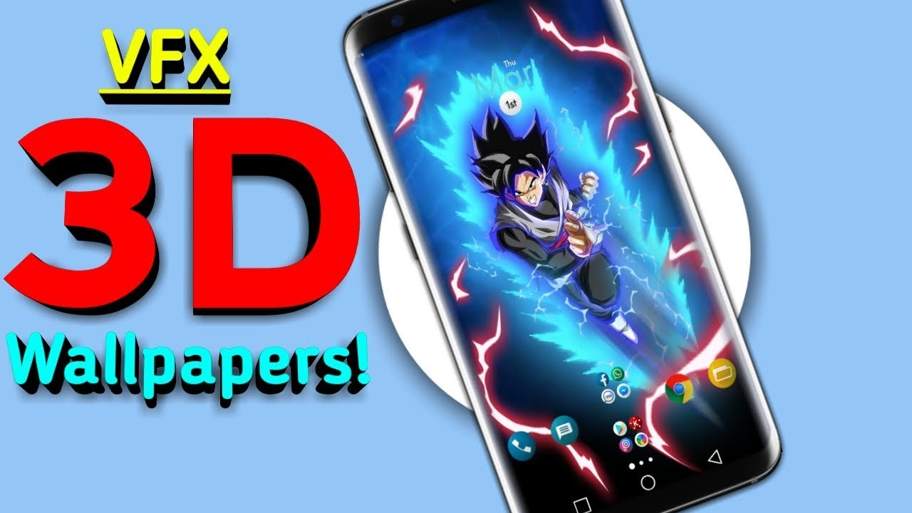 Vfx 3d Wallpapers Awesome Ringtone For Android 2018 Youtube