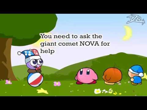 Kirby Super Star - Milky Way Wishes (Parody) Animation
