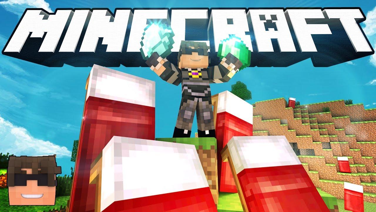 Minecraft BED WARS!   STEALING LUNCH MONEY!!?!! (Minecraft ...