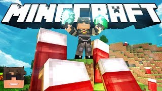 Minecraft BED WARS! | STEALING LUNCH MONEY!!?!! (Minecraft Bed Wars Minigame)