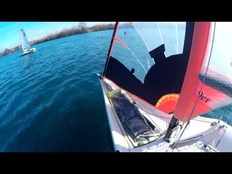 Matt And Beckett 29er Sailing ( Project Media )