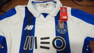 BestCheapSoccer.com Soares 2016/2017 FC Porto Jersey Unboxing Review