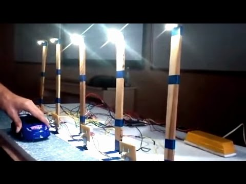 How To Make AUTOMATIC STREET LIGHT