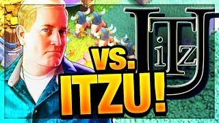 I Can't BELIEVE HE DID THAT! Galadon vs. Itzu in Clash of Clans!