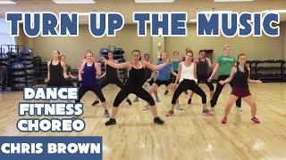 "Download Video ""Turn Up the Music"" - @ChrisBrown - #DanceFitness #CardioDance Choreography MP3 3GP MP4"
