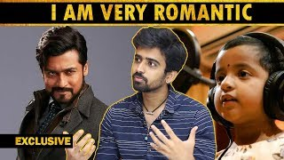 Aaradhana Sivakarthikeyan loves this song ..! Singer Jithin Interview TalksOfCinema
