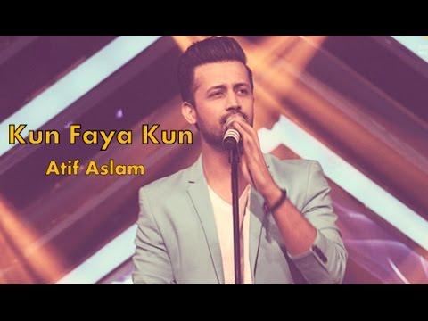 Kun Faya Kun - Atif Aslam Full Song   | A.R. Rahman Gima 2015