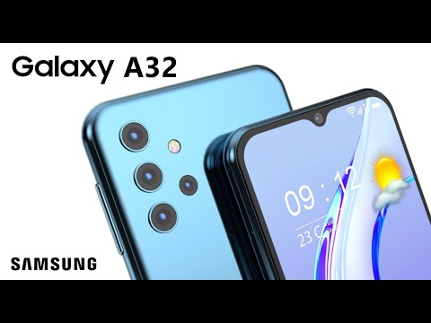 Samsung Galaxy A32 Official Video, 5G, Price, Launch Date, Camera, Trailer, Specs, First Look, Leaks