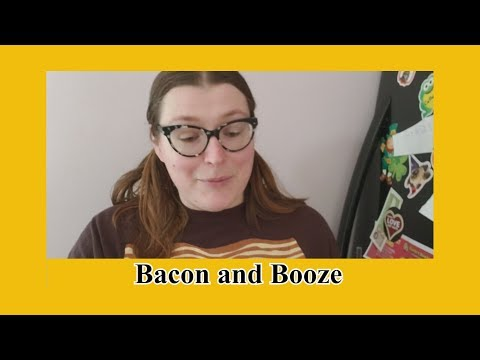 Summer Book Club: Bacon and Booze