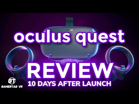 OCULUS QUEST REVIEW | 10 Days After Launch