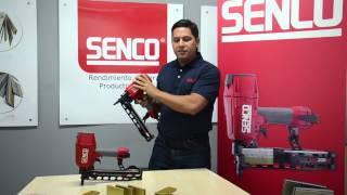 Presentación Engrapadoras SNS200