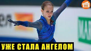 Трусова официально стала Ангелом Плющенко Решение принято федерацией фигурного катания Москвы