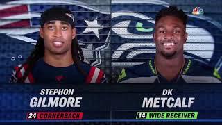 DK Metcalf vs Stephon Gilmore (2020) | WR vs CB Matchup