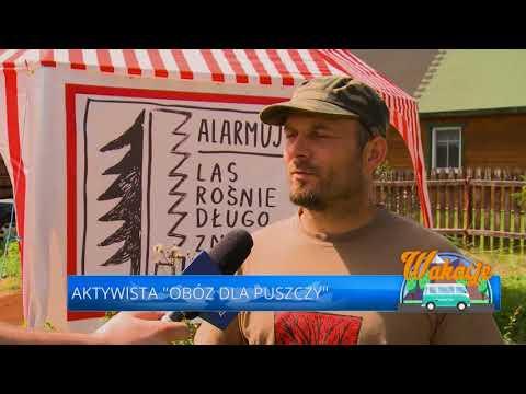 Puszcza Białowieska - reportaż