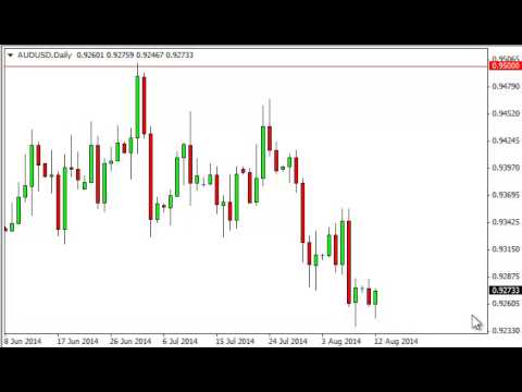 AUD/USD Technical Analysis for August 13 2014 by FXEmpire.com