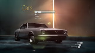 NFS Undercover Unfinished Cars - Buick Regal GNX