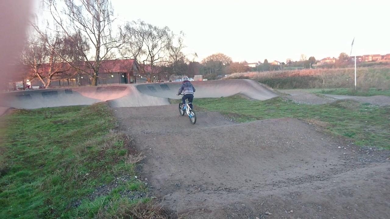 Hadleigh Olympic Park Pump Track