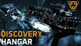 New Discovery Hangar | Fractured Space