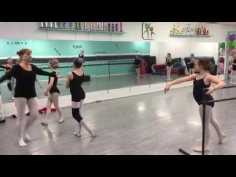 Degas Ballet final class