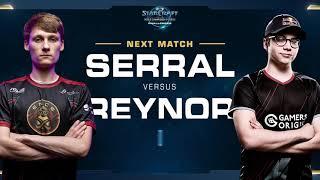 Serral vs Reynor ZvZ - Grandfinal - WCS Challenger EU Season 3