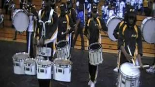 MSPH and MMM Percussion Unity vs Dillon at Jamboree