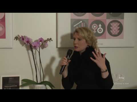 The Girls' Lounge @ Davos 2016:  The Creator's Code with Amy Wilkinson