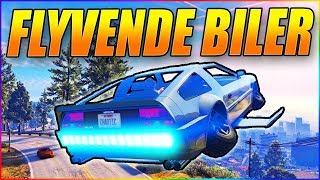 FLYVENDE BILER?! - DANSK GTA 5 ONLINE (DOOMSDAY HEIST SETUPS 1 & 2) - [#7]