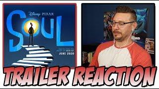 Pixar's Soul   Official Teaser Trailer Reaction