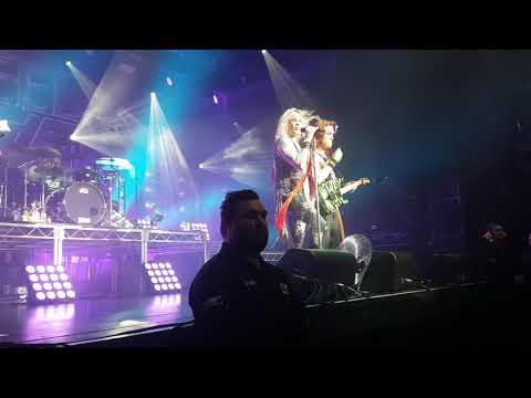 Steel Panther - Just Like Tiger Woods (The Forum - Melbourne, Australia 2018)