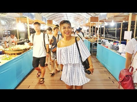 ASIATIQUE The Riverfront | Bangkok Thailand Night Market
