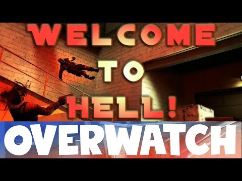Welcome To HELL! CS:GO OVERWATCH thumbnail