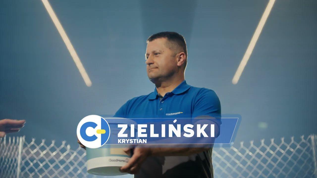 Mistrzowski zespół Castoramy - Zieliński