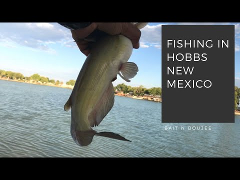 Fishing In Hobbs New Mexico