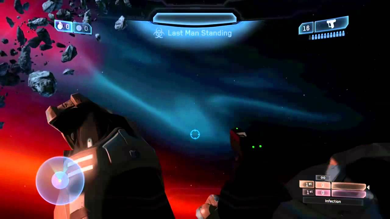 Halo MCC Custom Map: Platform Run - YouTube