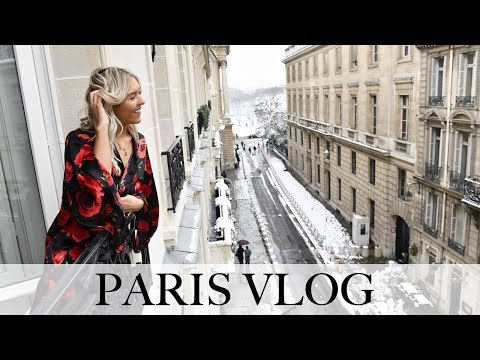 WHIRLWIND 24 HOURS IN PARIS WITH GIVENCHY VLOG   Em Sheldon