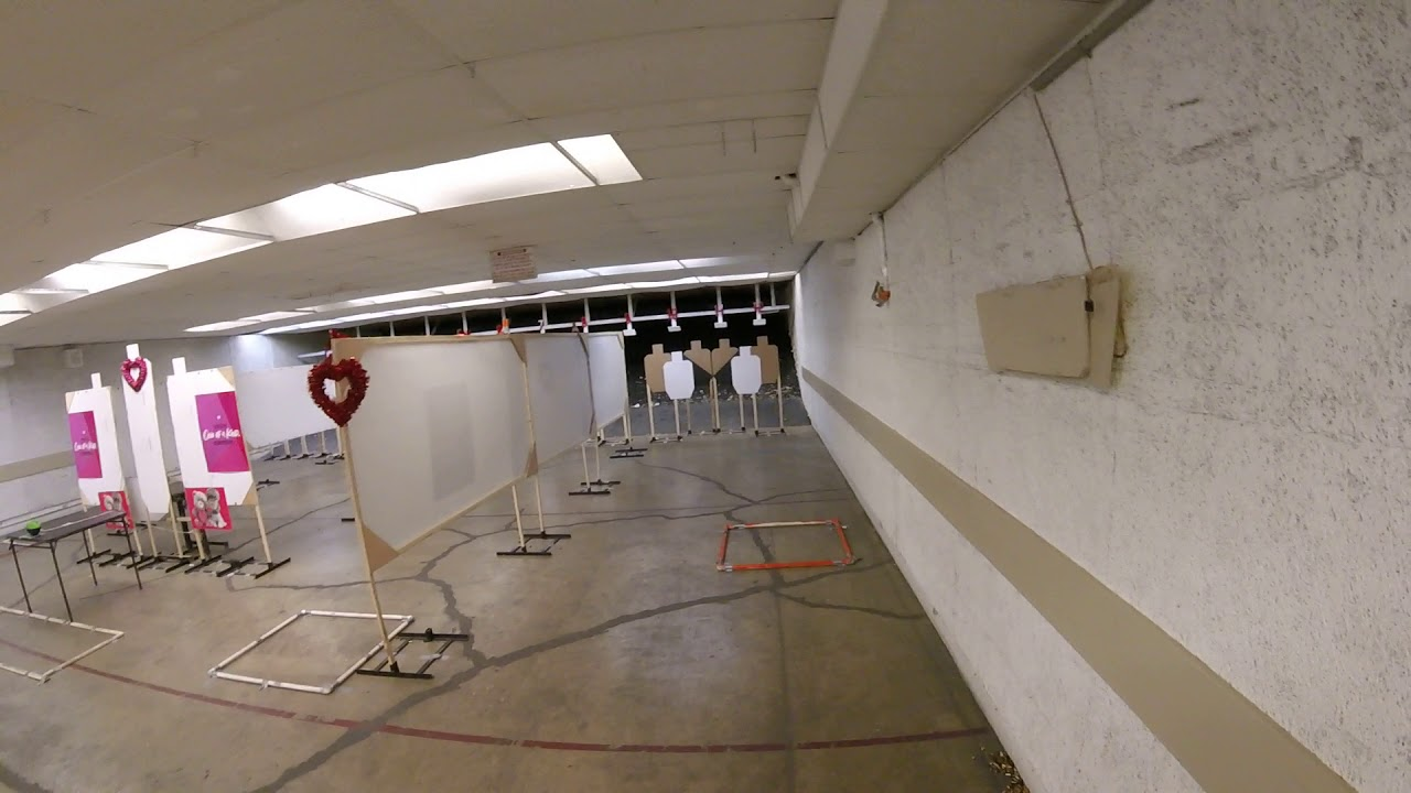 Detroit Sportsman's Congress USPSA - February 2019 - Open Minor - Stage 1 FPV