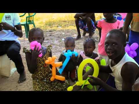 THE POWER OF AFRICA  En Senegal