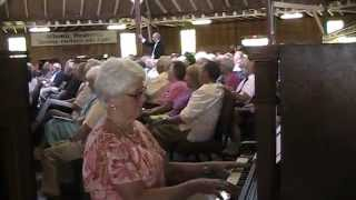 Glorious Freedom _30 piano concert Beulah Tabernacle, Beulah Campground NB