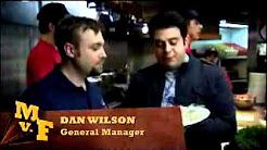 Crab Pot Seattle Man vs. Food with Adam Richman