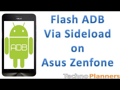 Image Result For Cara Flash Asus Zenfone 4 Via Adb Sideload 2