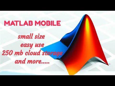 [HINDI] Matlab Mobile App Review