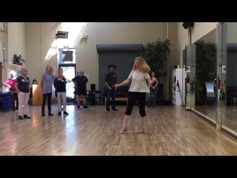 True Believer Line Dance by Niels Poulsen Demo @2017 WCLD